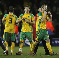 Photo: Marc Atkins.<br /> Luton Town v Norwich City. Coca Cola Championship. 27/02/2007.