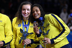AWARDING CEREMONY<br /> VOLLEYBALL WOMEN'S WORLD CHAMPIONSHIP 2014<br /> MILAN 12-10-2014<br /> PHOTO BY FILIPPO RUBIN