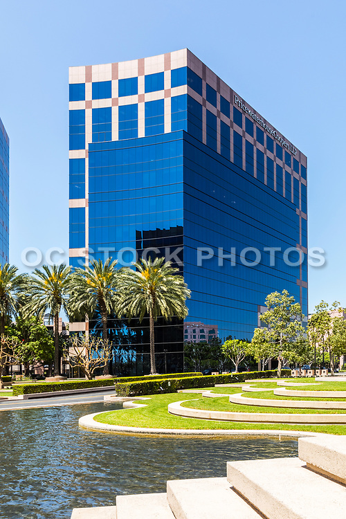 PricewaterhouseCoopers, LLP Building At The Irvine Business Complex
