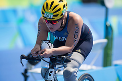 MARC Elise, FRA, Para-Triathlon, PT2 at Rio 2016 Paralympic Games, Brazil