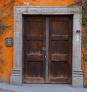 Mexican Door Series