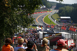 August 27, 2017 - Spa-Francorchamps, Belgium - Motorsports: FIA Formula One World Championship 2017, Grand Prix of Belgium, ..General View, Eau Rouge  (Credit Image: © Hoch Zwei via ZUMA Wire)