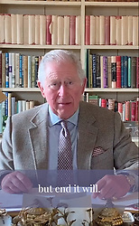 Screen grab from Clarence House Twitter account. Prince Charles is finally out of self-isolation after contracting COVID-19. On Tuesday March 31, 2020, he addressed the nation and opened up about the novel coronavirus pandemic through a video that he recorded at his Scotland home where he is residing with his wife Camilla, Duchess of Cornwall. Prince of Wales shared the video on his official Twitter account Clarence House. In the video, the prince talked about coronavirus pandemic and its impact on elders. In his message, he even announced that he is feeling much better after suffering from mild symptoms of COVID-19, which was diagnosed last week. Photo via ABACAPRESS.COM