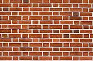 Brick and Rock Walls