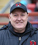 Picture by David Horn/Focus Images Ltd +44 7545 970036.23/02/2013.Russell Slade Manager of Leyton Orient before the npower League 1 match at the Matchroom Stadium, London.