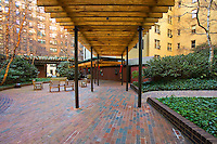 Courtyard at 429 East 52nd Street