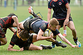 20150903 Hurricanes U15 Rugby Tournament - Kapiti College v Feilding High