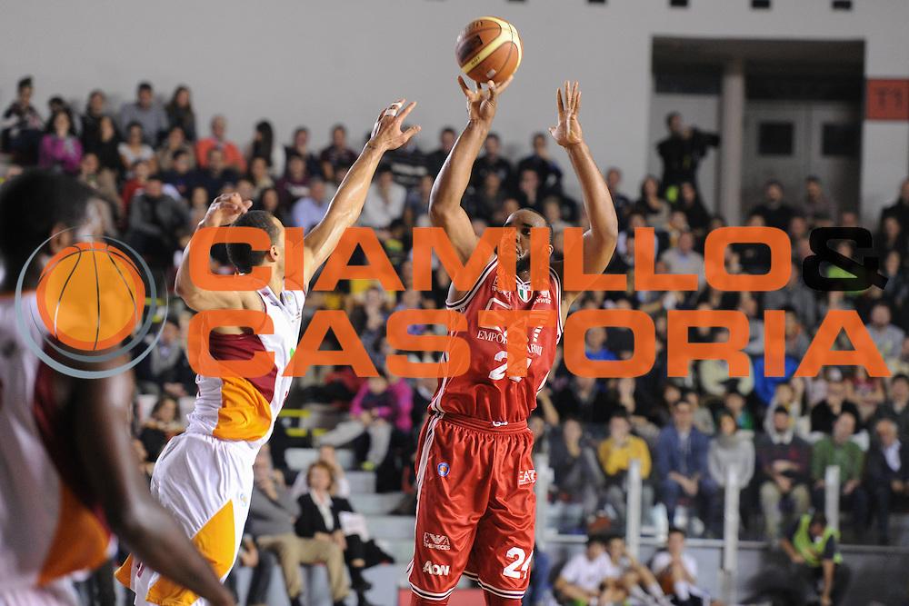 DESCRIZIONE : Roma Lega A 2014-15 Acea Roma EA7 Emporio Armani Milano<br /> GIOCATORE : Samuels Samardo<br /> CATEGORIA : Tiro<br /> SQUADRA : EA7 Emporio Armani Milano<br /> EVENTO : Campionato Lega A 2014-2015<br /> GARA : Acea Roma EA7 Emporio Armani Milano<br /> DATA : 21/12/2014<br /> SPORT : Pallacanestro <br /> AUTORE : Agenzia Ciamillo-Castoria/G.Masi<br /> Galleria : Lega Basket A 2014-2015<br /> Fotonotizia : Roma Lega A 2014-15 Acea Roma EA7 Emporio Armani Milano