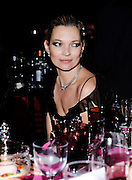 Kate Moss.... Moss won the London 25 British Fashion Council Award at the Royal Courts of Justice, London..