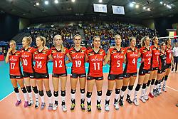 Team Belgium national anthem