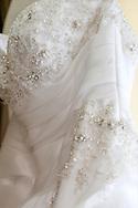Wedding of Lauren Hudson and Brandin Daniel.