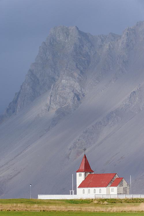 Church,  Stadastadur, Iceland