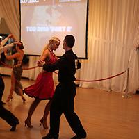 Kristina and Matthew Way American Rhythm