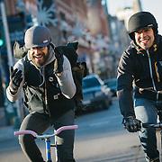 ABUS Locks and Helmets Campaign