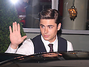 25.APRIL.2012. LONDON<br /> <br /> ZAC EFRON LEAVING THE SOHO HOTEL IN CENTRAL LONDON<br /> <br /> BYLINE: EDBIMAGEARCHIVE.COM<br /> <br /> *THIS IMAGE IS STRICTLY FOR UK NEWSPAPERS AND MAGAZINES ONLY*<br /> *FOR WORLD WIDE SALES AND WEB USE PLEASE CONTACT EDBIMAGEARCHIVE - 0208 954 5968*