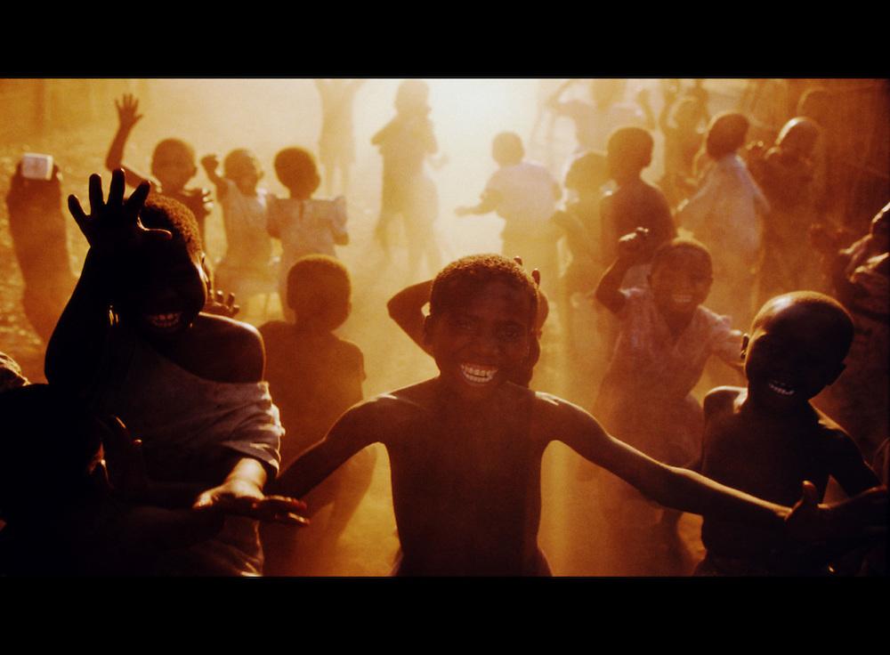 Kids in village - Malawi