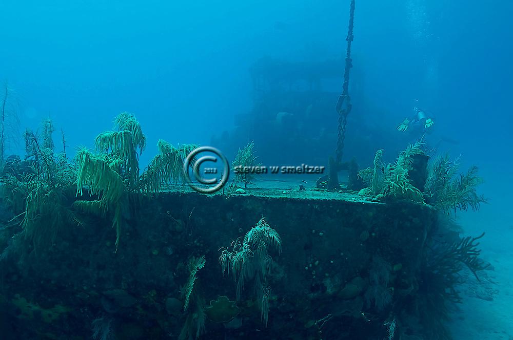 Doc Paulson bow, Doc Paulson, Grand Cayman