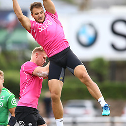 DURBAN, SOUTH AFRICA - MAY 15: Andre Esterhuizen of the Cell C Sharks during the Cell C Sharks training session at Jonsson Kings Park on May 15, 2018 in Durban, South Africa. (Photo by Steve Haag/Gallo Images)