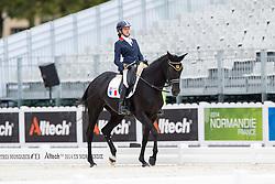 Anne Frederique Royon, (FRA), J Adore - Individual Test Grade Ib Para Dressage - Alltech FEI World Equestrian Games™ 2014 - Normandy, France.<br /> © Hippo Foto Team - Jon Stroud <br /> 25/06/14