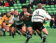 London Irish v Newcastle  3 -10-99 Twickenham, GREAT BRITAIN During the London Irish vs Newcastle Falcon. Played at the Twickenham Stoop. [Mandatory Credit; Peter Spurrier; Intersport Images]