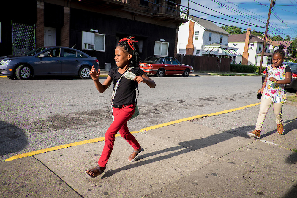 Plan 12 is one of the city's most crime-ridden areas where the police enforce a &quot;no loitering&quot; ordinance. But many residents say there's not enough to keep the youth of the city from hanging out on street corners.<br /> <br /> As foreign-born workers flocked to western Pennsylvania at the turn of the 20th century to fill jobs at Jones &amp; Laughlin Steel mill, the company built several planned communities, officially called the Plans by J&amp;L. Eventually there would be 12 plans and the neighborhoods of Aliquippa are still known by those names today.