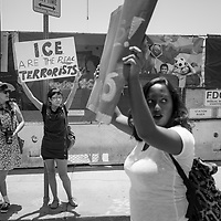 Families Belong Together Protest Los Angeles