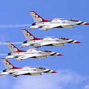 Thunderbirds, Travis AFB, May 6, 2017