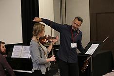 Collegiate Violin Master Class