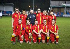 130201 Wales U19 v Norway U19