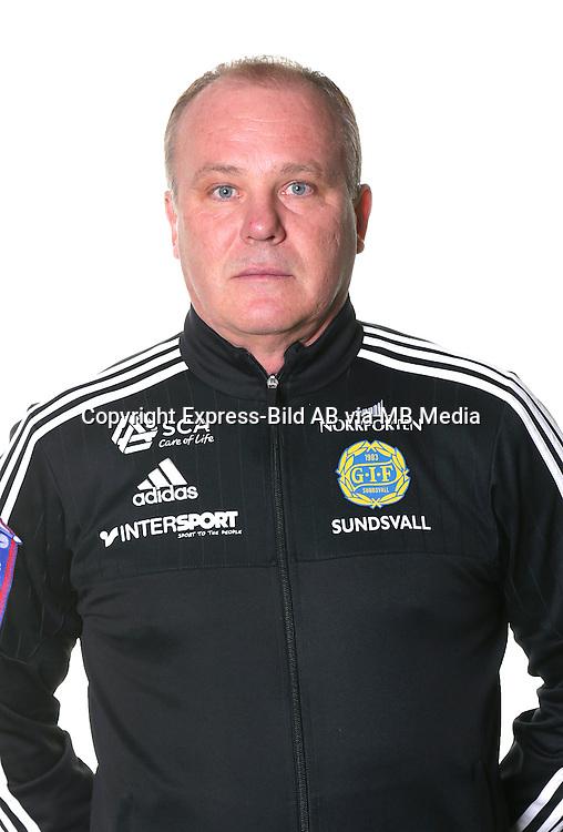 Roger Franz&eacute;n<br /> Halvfigur<br /> @leverans<br /> Allsvenskan 2016<br /> Fotboll
