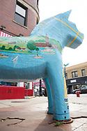Stor dalah&auml;st p&aring; North Clark Street i Andersonville, Chicago.<br /> <br /> Foto: Christina Sj&ouml;gren
