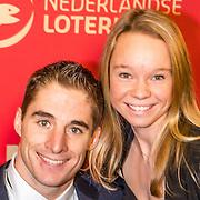 NLD/Amsterdam/20161221 - NOC*NSF Sportgala 2016, Jetze Plat en partner