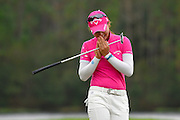 Budsabakorn Sukapan during the final round of the LPGA Qualifying Tournament Stage Three at LPGA International in Daytona Beach, Florida on Dec. 6, 2015.<br /> <br /> <br /> ©2015 Scott A. Miller