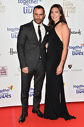 © Licensed to London News Pictures. 07/06/2017. London, UK. MICHAEL GRECCO attends the Together for Short Lives Midsummer Ball. Photo credit: Ray Tang/LNP