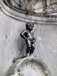 Mannakin Pis statue, Brussels, Belgium