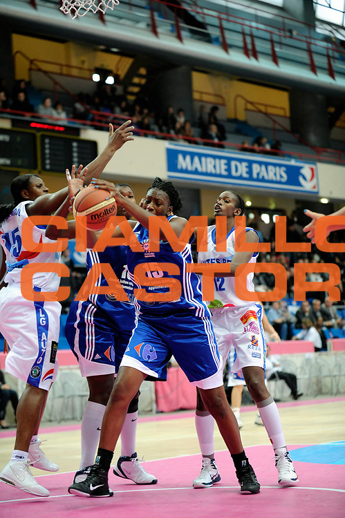 DESCRIZIONE : Ligue Feminine de Basket Open Feminin1 Journee &agrave; Paris<br /> GIOCATORE : SACKO Fatimatou<br /> SQUADRA : Montpellier<br /> EVENTO : Ligue Feminine 2010-2011<br /> GARA : Montpellier-Nantes<br /> DATA : 17/10/2010<br /> CATEGORIA : Basketbal France Open Feminin<br /> SPORT : Basketball<br /> AUTORE : JF Molliere par Agenzia Ciamillo-Castoria <br /> Galleria : France Basket 2010-2011 Action<br /> Fotonotizia : Ligue Feminine de Basket Open Feminin1 Journee &agrave; Paris<br /> Predefinita :