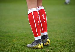 Ella Rutherford of Bristol City's boots- Mandatory by-line: Nizaam Jones/JMP- 31/03/2019 - FOOTBALL - Stoke Gifford Stadium - Bristol, England - Bristol City Women v Reading Women - FA Women's Super League 1