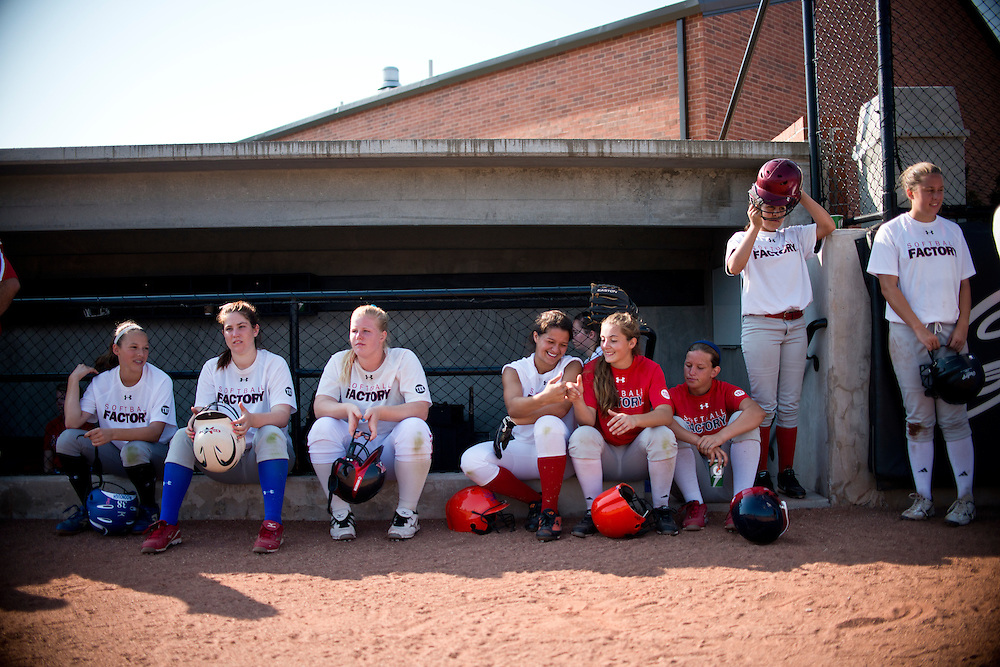 (photo by Matt Roth).Thursday, June 28, 2012..Softball Factory World Cup at Oklahoma City University
