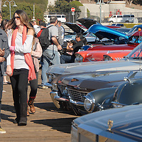 The Southern California Dukes 7th annual Classic Car show and Holiday  Toy Drive  at the Santa Monic
