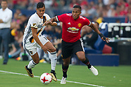 Los Angeles Galaxy v Manchester United - 15 July 2017