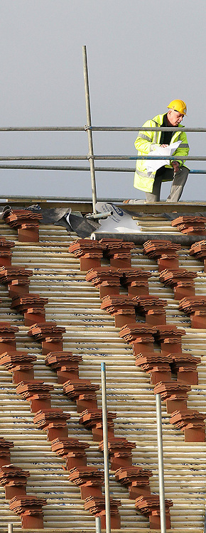 JAMES BOARDMAN / 07967642437 - 01444 412089 <br />New houses being built in West Sussex - Plans to build thousands of affordable new homes to help key workers and first time buyers gain a foot on the property ladder have been unveiled by the Government.