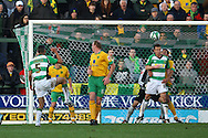 Yeovil - Saturday December 12th, 2009:  Yeovil's Dean Bowditch (no.14) scores the opening goal and celebrates during the Coca Cola League One match at Huish Park, Yeovil. (Pic by Paul Chesterton/Focus Images)