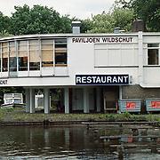 Restaurant Wildschut Vreelandseweg Hilversum ext.