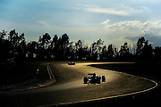 February 19, 2013 - Barcelona Spain. F1 cars during pre-season testing from Circuit de Catalunya.