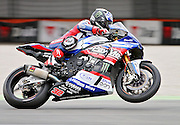 Broc Parkes (32) Epayme Yamaha during qualifying at the BSB Championship at the TT Circuit,  Assen, Netherlands on 1 October 2016. Photo by Nigel Cole.