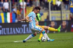 """Foto Filippo Rubin<br /> 26/03/2017 Ferrara (Italia)<br /> Sport Calcio<br /> Spal vs Frosinone - Campionato di calcio Serie B ConTe.it 2016/2017 - Stadio """"Paolo Mazza""""<br /> Nella foto: MICHELE CREMONESI<br /> <br /> Photo Filippo Rubin<br /> March 26, 2017 Ferrara (Italy)<br /> Sport Soccer<br /> Spal vs Frosinone - Italian Football Championship League B ConTe.it 2016/2017 - """"Paolo Mazza"""" Stadium <br /> In the pic: MICHELE CREMONESI"""