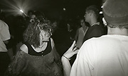 Ravers Grooving, The Boardwalk, Manchester, 1991.