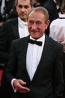 Bertrand Delanoe at The Immigrant film gala screening at the Cannes Film Festival Friday 24th May May 2013