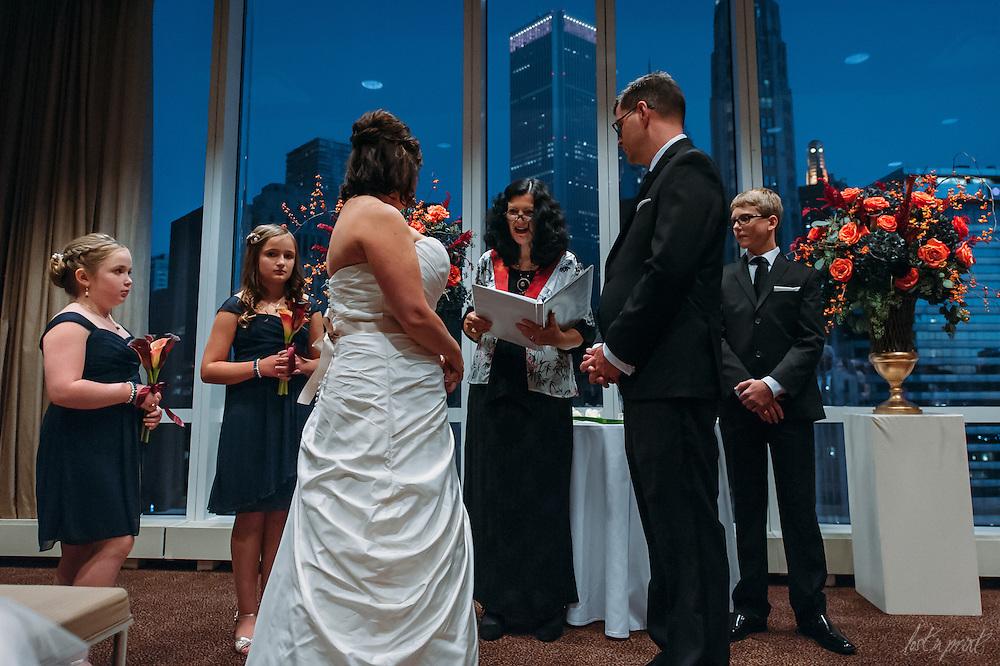 Julie & Bill Kendrick, Married October 11, 2014