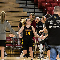 Women's Basketball: Ursinus College Bears vs. Albright College Lions